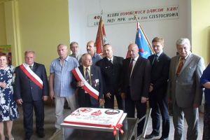 """40 lecie klubu HDK """"Dar Życia"""" 16 czerwca 2010 r."""