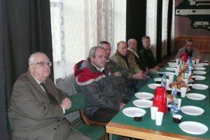 Spotkanie świąteczne grudzień 2008