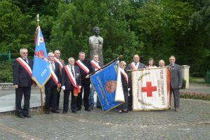 XVII ogólnopolska pielgrzymka krwiodawców na Jasną Górę maj 2014 r.