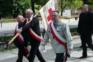 XVI ogólnopolska pielgrzymka krwiodawców na Jasną Górę maj 2013 r