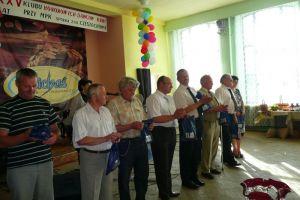 """35 lecie klubu HDK """"Dar Życia"""" 16 czerwca 2010 r."""